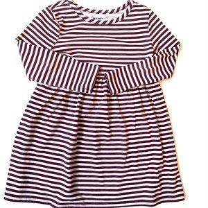 Old Navy Toddler Girl Striped Dress